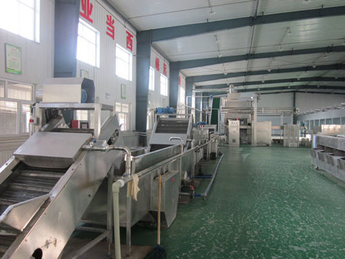 fruit juice processing line and machinery