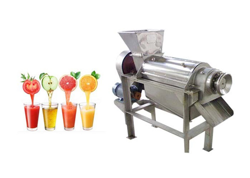 contrifugation juice extraction machine